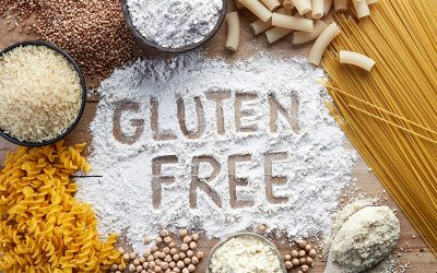 Eliminate Gluten and Processed Carbohydrates in Your Diet