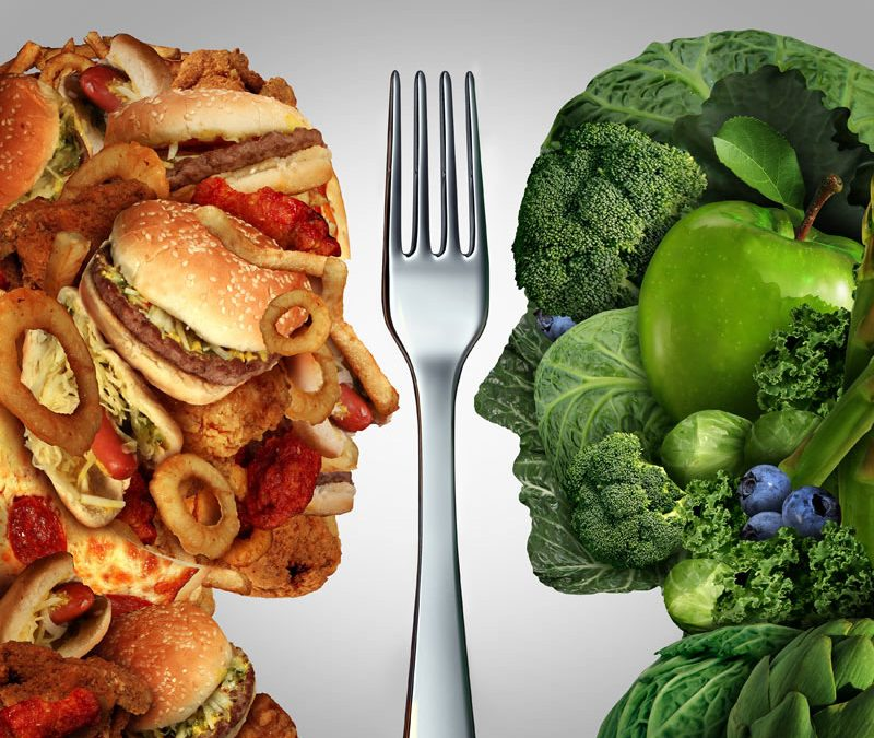 How Diet Affects Long-Term Health