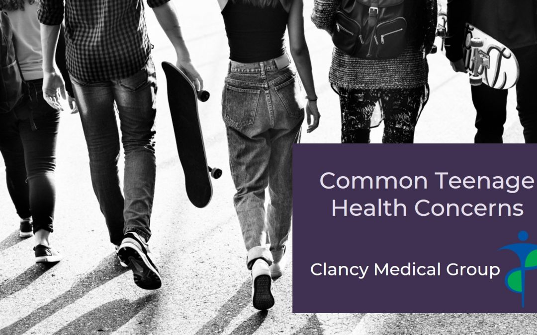Teenage Health Concerns: The Unique Healthcare Needs of Teens